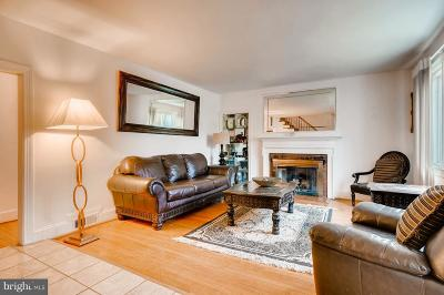 Pikesville Single Family Home For Sale: 4001 Buckingham Road