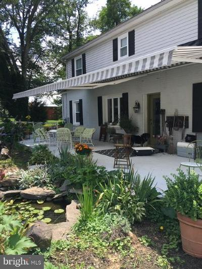 Hampstead Single Family Home For Sale: 3908 Beckleysville Road