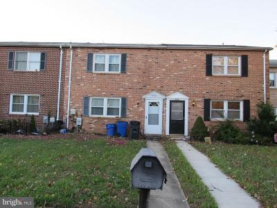 Baltimore County Rental For Rent: 5828 East Avenue