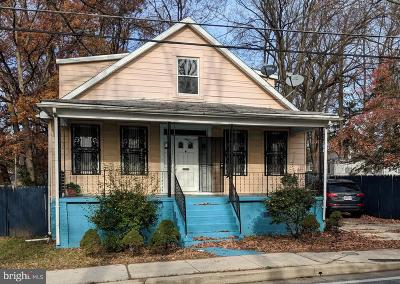 Baltimore Single Family Home For Auction: 4900 Patterson