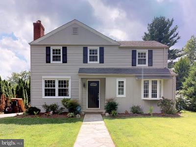 Towson Single Family Home For Sale: 805 W Joppa Road