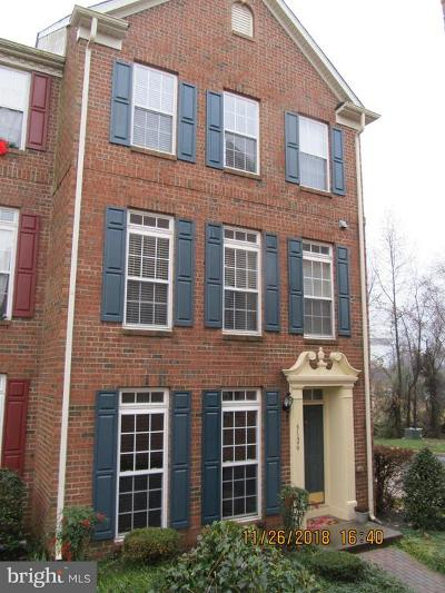 Perry Hall Townhouse For Sale: 5126 Key View Way