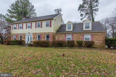 Baltimore County Single Family Home For Sale: 2222 Pot Spring Road