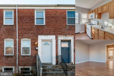 Dundalk Townhouse Under Contract: 2972 Cornwall Road