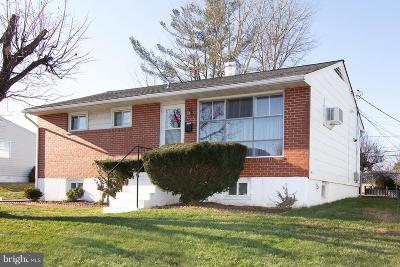 Randallstown Single Family Home For Sale: 3808 Brownhill Road