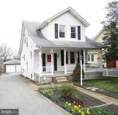Catonsville Single Family Home For Sale: 309 Bloomsbury Bloomsbury Avenue