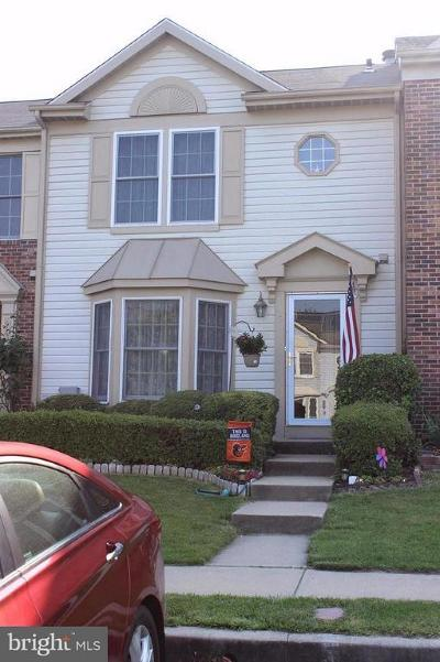 Baltimore Townhouse For Sale: 6 Margery Court