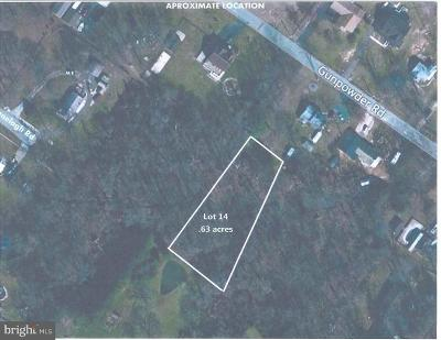 Residential Lots & Land For Sale: Gunpowder