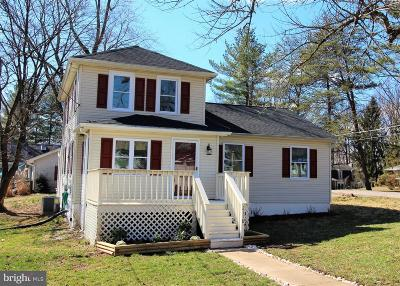 Catonsville Single Family Home For Sale: 2118 Alvin Avenue