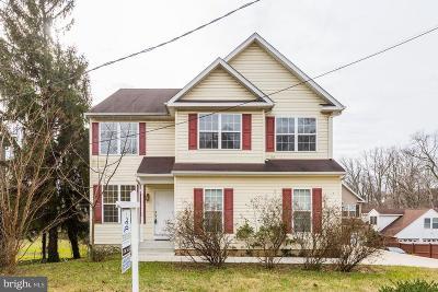 Single Family Home For Sale: 4235 Overton Avenue