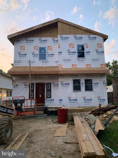 Baltimore Single Family Home For Sale: 7350 Hughes Avenue