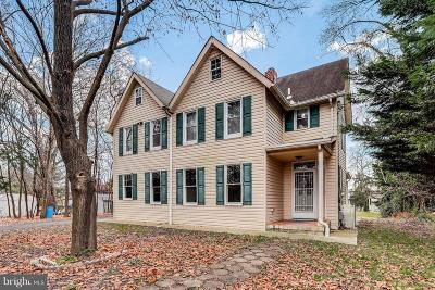 White Marsh Single Family Home For Sale: 10813 Railroad Avenue