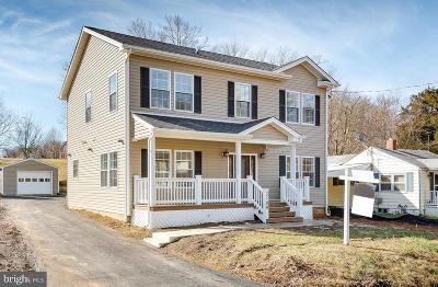 Randallstown Single Family Home For Sale: 3109 Offutt Road