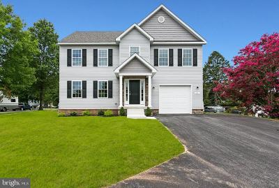 Single Family Home For Sale: 4 Strawberry Court