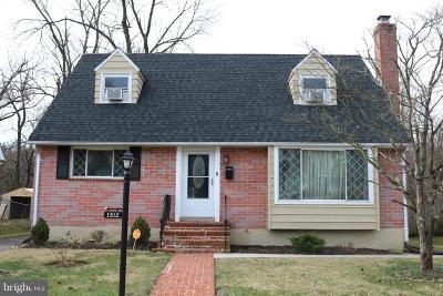 Baltimore Single Family Home For Sale: 1312 Sudvale Road
