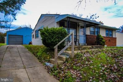 Windsor Mill Single Family Home For Sale: 3122 Richwood Avenue