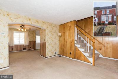 Dundalk Townhouse For Sale: 7577 Ives Lane