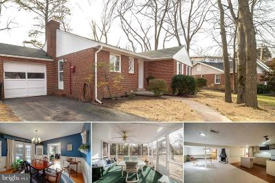 Perry Hall Single Family Home For Sale: 9408 Pinedale Circle