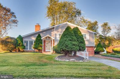 Baltimore County Single Family Home For Sale: 6 Dalebrook Drive