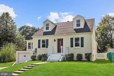 Baltimore Single Family Home Under Contract: 212 Wampler Road