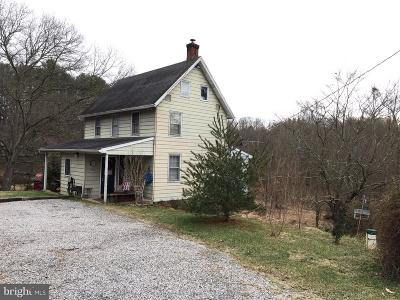 White Hall Single Family Home For Sale: 1930 Hunter Mill Road