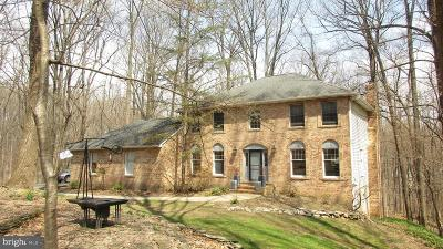 Reisterstown Single Family Home For Sale: 14 Timber Run Court