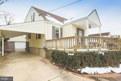 Baltimore County Single Family Home For Sale: 529 45th Street