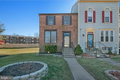 Baltimore MD Townhouse For Sale: $235,000