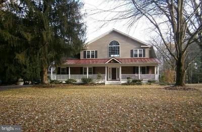 Baltimore County Single Family Home For Sale: 13809 Bottom Road
