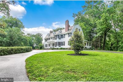 Baltimore County Single Family Home Active Under Contract: 1848 Circle Road