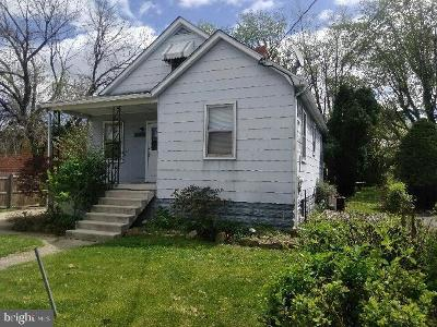 Dundalk Single Family Home For Sale: 1807 Lynch