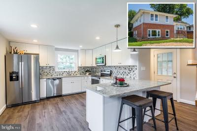 Baltimore County Single Family Home For Sale: 20 Alston Road