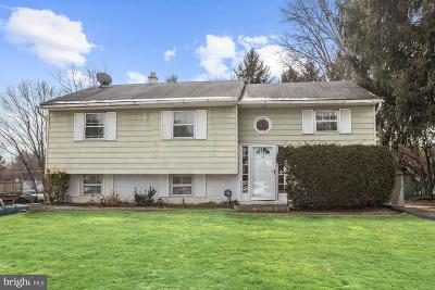 Owings Mills Single Family Home Under Contract: 607 Hammershire Road