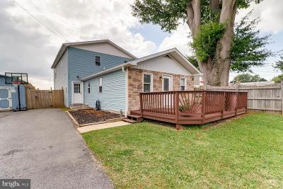 Baltimore Single Family Home For Sale: 1454 Galena Road