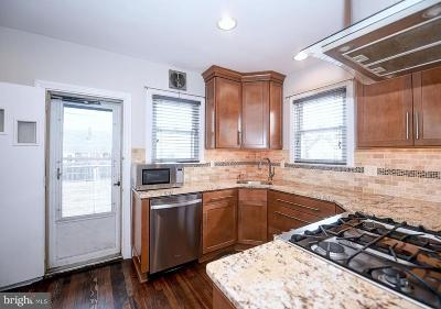 Baltimore Single Family Home For Sale: 1949 Walnut Avenue