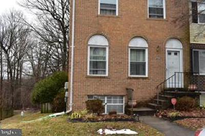 Randallstown MD Townhouse For Sale: $212,500