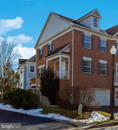 Reisterstown Townhouse For Sale: 7 Augustus Wally Court