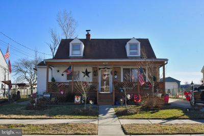 Baltimore Single Family Home For Sale: 8231 Peach Orchard Road