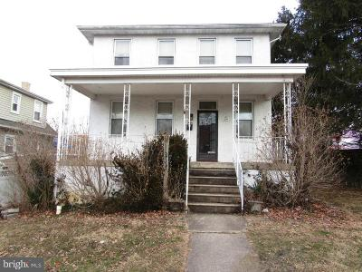 Baltimore Single Family Home For Sale: 1200 Fairfield Avenue