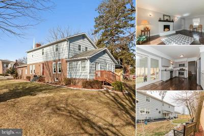 Baltimore Single Family Home For Sale: 1308 Frederick Road