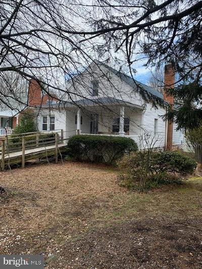 Baltimore Single Family Home For Sale: 210 Hawthorne Avenue
