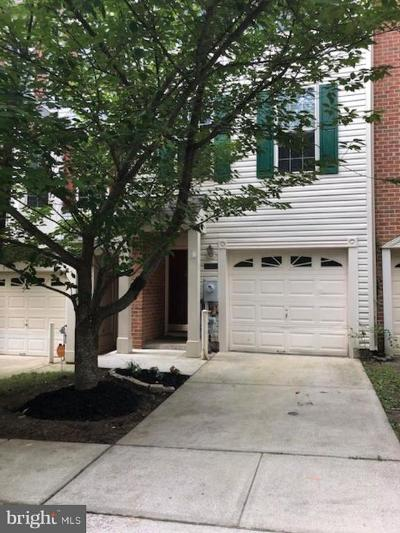 Owings Mills Townhouse For Sale: 27 Bank Spring Court