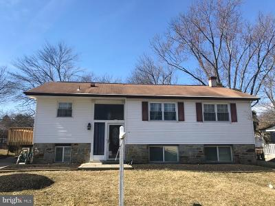 Randallstown Single Family Home For Sale: 3714 Collier Road