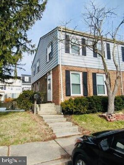 Baltimore County Rental For Rent: 20 Stewarton Court #11A