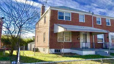 Baltimore County Rental For Rent: 354 Grovethorn Road
