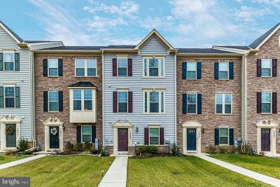 Middle River Townhouse For Sale: 10409 Campbell Boulevard