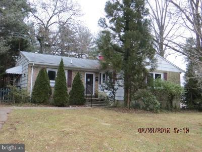 Baltimore County Single Family Home For Sale: 237 Sacred Heart Lane