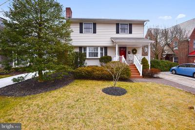 Baltimore Single Family Home For Sale: 6904 Petworth Road