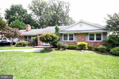 Baltimore County Single Family Home For Sale: 1223 Wine Spring Lane