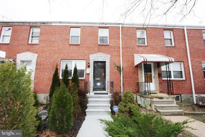 Parkville Townhouse For Sale: 1713 Pin Oak Road